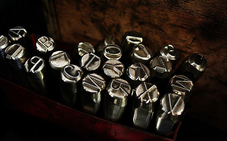 Thundercats letterpress
